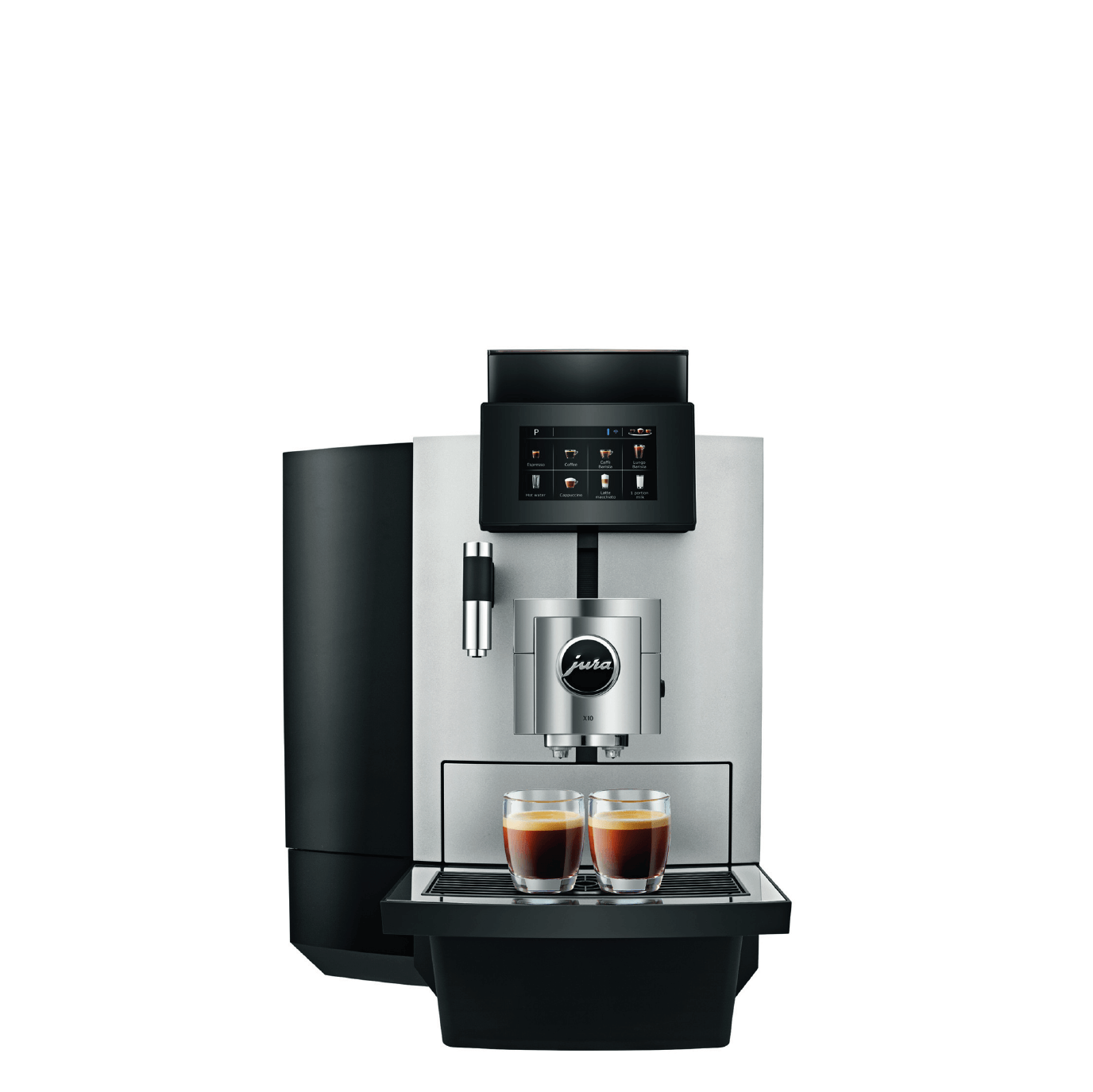 Jura Giga JX10 Contactless Coffee Machine with Touch Free App