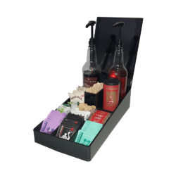 Consumables Product Stand Black