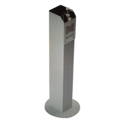 Premium Floor Standing Sanitation Dispense Stand Package - 5ltr