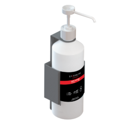 Wall-mounted Hand Sanitiser Bottle Holder