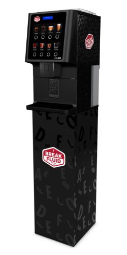 Break Fluid Fueller Tank Coffee to Go Machine