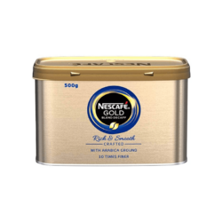 *Clearance* Nescafe Gold Blend Decaf 500g