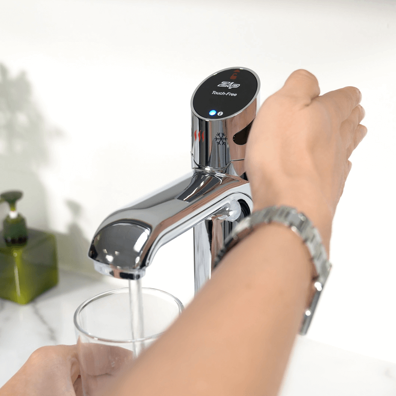Zip Hydrotap Touch Free Wave