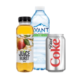 Juice and Water