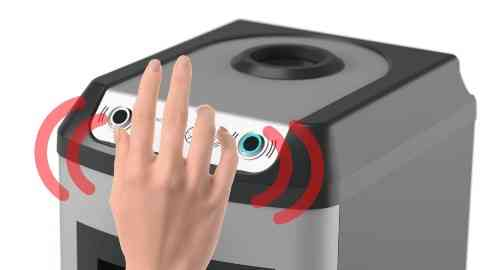 Oasis Kalix Touchless Water Dispenser Wave Hand