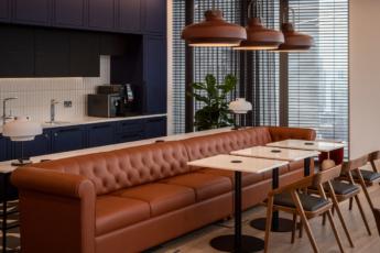 Bringing Luxury Coffee to London's Newest Skyscraper