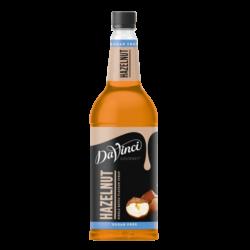 DaVinci Sugar Free Hazelnut Syrup 1L