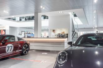 Porsche Mayfair