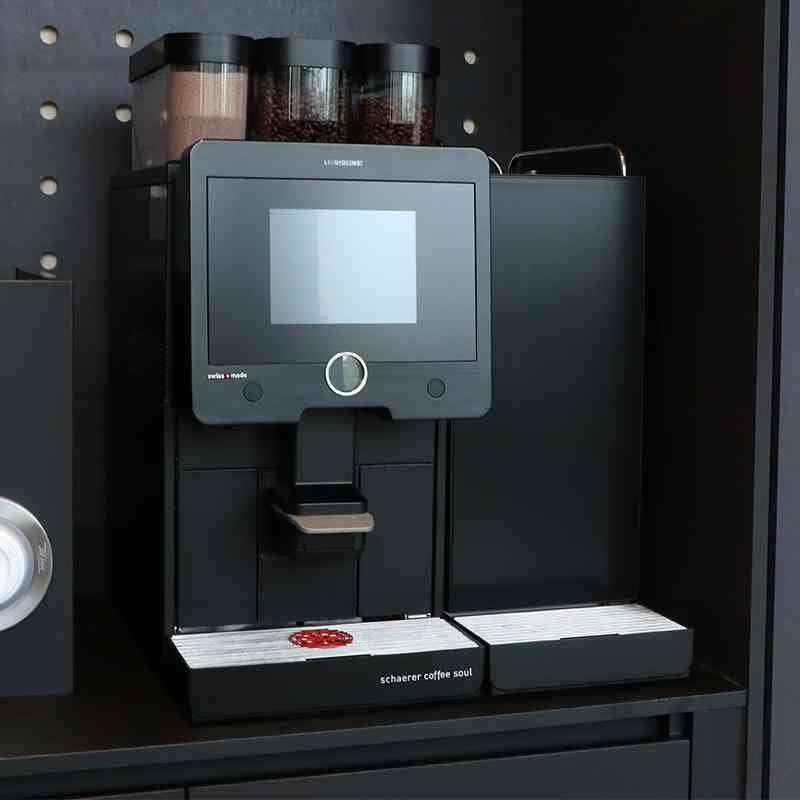 Schaerer Soul Commercial Coffee Machine at No.1 Old Trafford