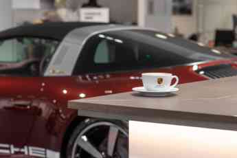 Sumptuous Coffee Worthy of an Iconic Luxury Car Brand