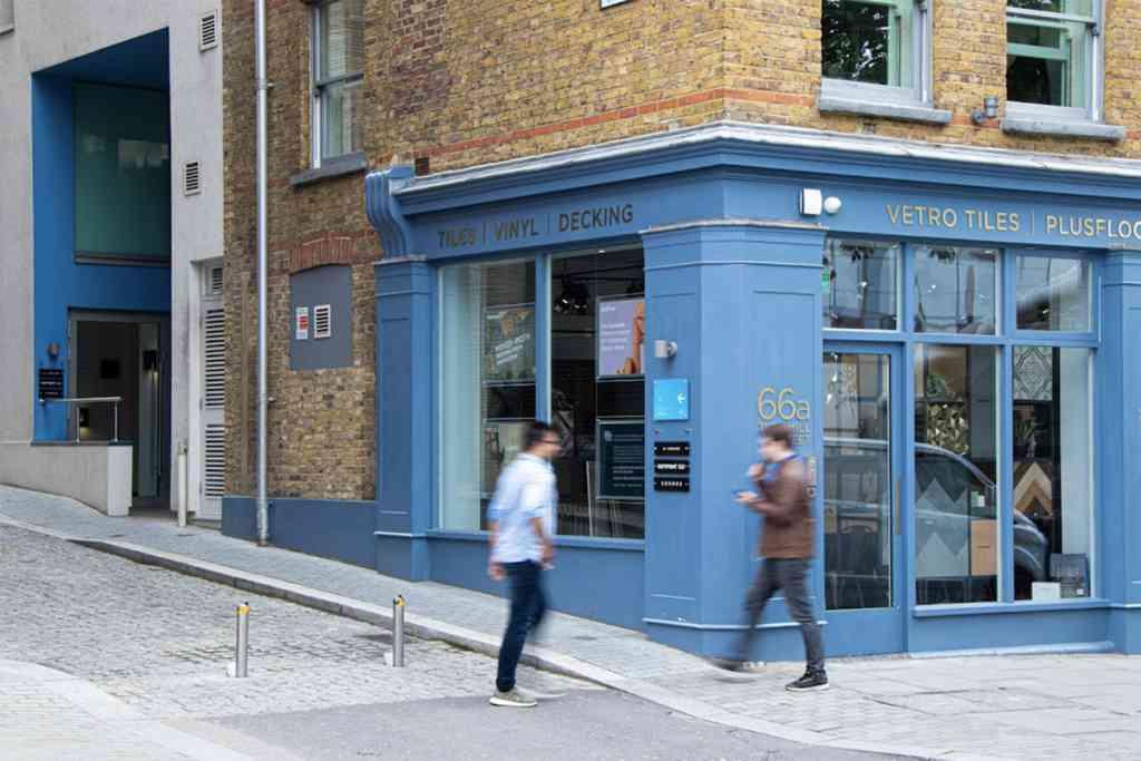 Outside London Office